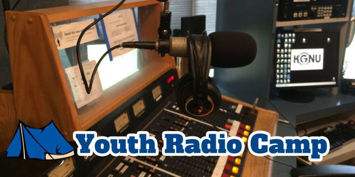 Youth Radio Workshop for Teens